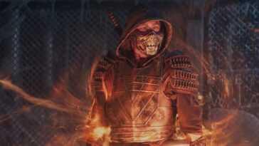 Ils partagent une chanson de Scorpion dans la cassette 'Mortal Kombat'