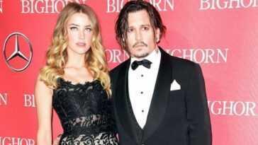 Des photos filtrées qui prouvent ce qui s'est réellement passé entre Johnny Depp et Amber Heard