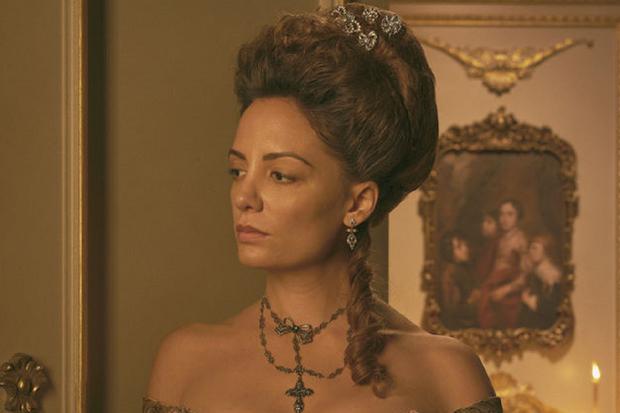 Amelia Castro n'a pas épousé le duc (Photo: Antena 3)