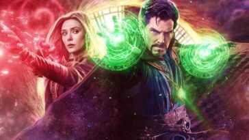 """""""WandaVision"""": où était """"Doctor Strange"""" lors des événements de la série Disney Plus"""