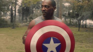 """Anthomy Mackie est la nouvelle et authentique """"Capitaine Amérique"""""""