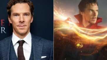 Benedict Cumberbatch a été vu en train de filmer Doctor Strange 2 en Angleterre
