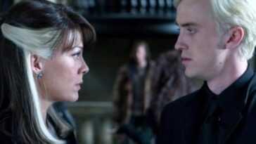 Tom Felton fait un adieu émouvant à Helen McCrory