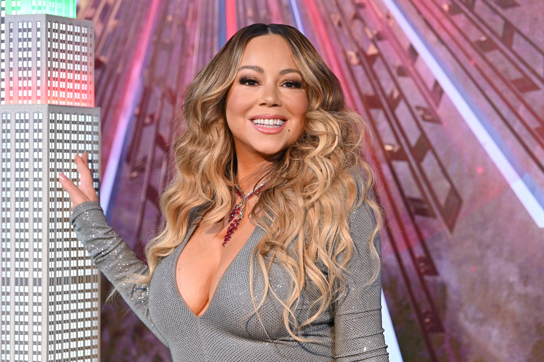 Jade jouerait Mariah Carey dans Luis Miguel, la série