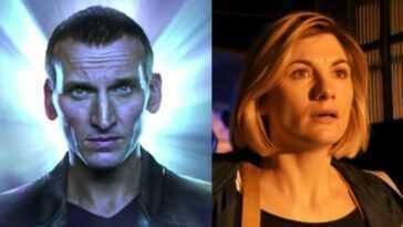 Christopher Eccleston partage ses réflexions sur la première femme `` Doctor Who ''