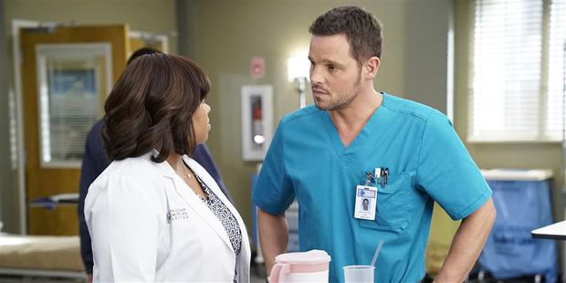 Dans ses lettres, il révèle que lui et Izzie ont des jumeaux ensemble, conçus avec des embryons congelés après que leur personnage ait quitté la série dans la saison 6. (Photo: ABC)