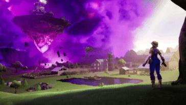 Fortnite: une nouvelle fuite excite les joueurs d'OG