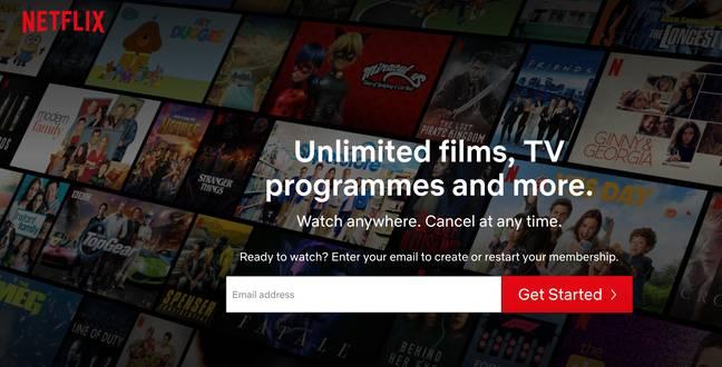Netflix est un service de streaming par abonnement en ligne 'Crédit: Netflix