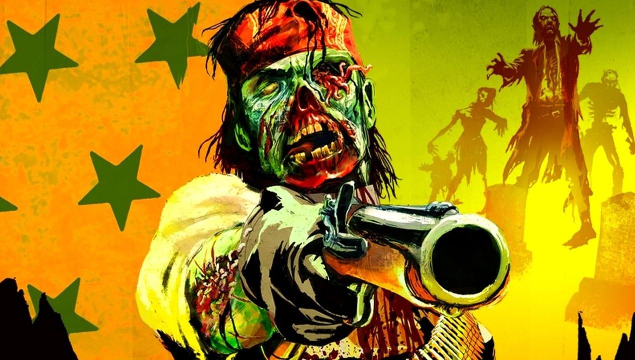 Red Dead Redemption 2 Undead Nightmare