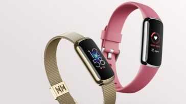 Fitbit Luxe, le nouveau bracelet d'activité de la marque se concentre sur la mode, le design et l'élégance