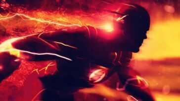 Ils confirment le début du tournage de 'The Flash' avec le nouveau logo