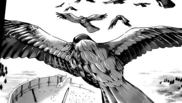 """Shingeki no Kyojin"": la réincarnation d'Eren Jaeger à la fin du manga Isayama"
