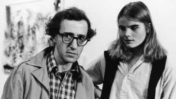 `` Manhattan '' de Woody Allen ne serait pas publié aujourd'hui selon le protagoniste