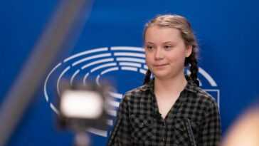 Greta Thunberg Exhorte Les Nations à `` Intensifier '' La
