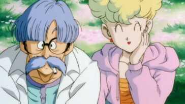 """""""Dragon Ball"""": le vrai nom de la mère de Bulma"""