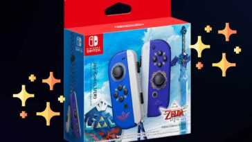 Skyward Sword Hd: Précommandez De Nouveaux Joy Cons, Maintenant Possible! Guide