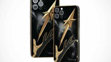 Iphone 12 Pro: Nouveau Design De Luxe De Caviar ⊂