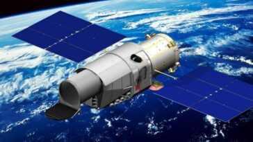 La Chine Veut Lancer Son Propre Télescope De Classe Hubble