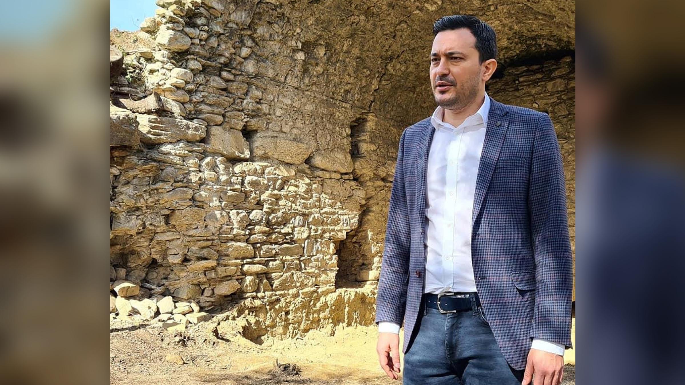 Mehmet Umut Tuncer, directeur provincial de la culture et du tourisme d'Aydın