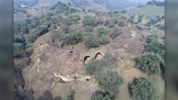 Une Arène De Gladiateurs De L'époque Romaine Découverte En Turquie
