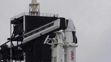 La Nasa Et Spacex Déclarent Que La Mission D'astronaute Crew 2