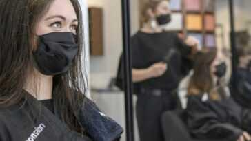 Le dernier d'Amazon est un salon de coiffure londonien avec des coupes de cheveux en réalité augmentée et des paiements QR