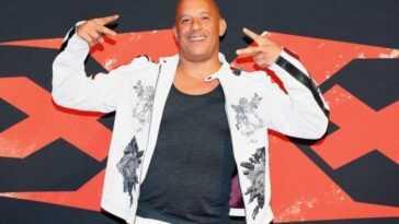 Vin Diesel est couronné d'un nouveau titre