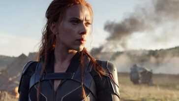 Black Widow: premières images de Scarlett Johansson dans les coulisses