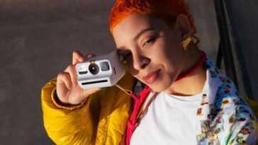 Polaroid Go: c'est ce qui prétend être le plus petit appareil photo analogique instantané au monde