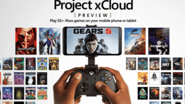 Microsoft propose un premier aperçu de Xbox Cloud Gaming sur iOS