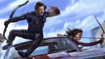 Hawkeye Termine Le Tournage, La Série Marvel Arrive à Disney