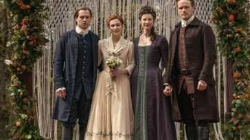 Outlander: Date de sortie de la saison 5 sur Netflix