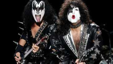 Kiss présentera son propre biopic produit par Netflix
