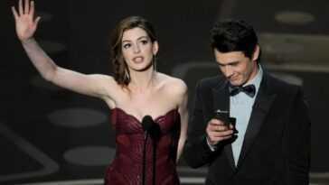 Oscars: James Franco et Anne Hathaway ont ruiné la cérémonie