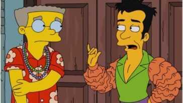 """Hank Azaria ne jouera plus un personnage gay dans """"Les Simpsons"""""""