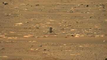 Plus D'hélicoptères Sur Mars? La Nasa Pense Déjà Aux Successeurs