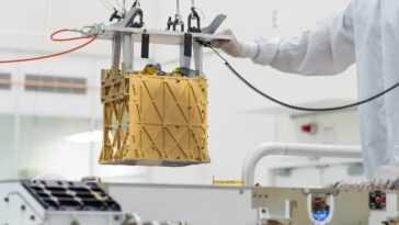 Le rover Perseverance réussit pour la première fois à extraire l'oxygène de Mars