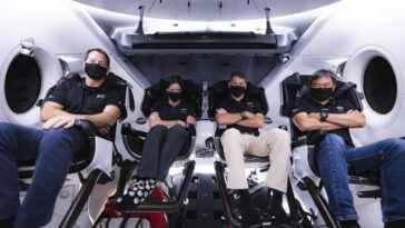 Les Astronautes De Spacex Crew 2 Mèneront Plus De 200 Expériences