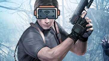 Resident Evil 4 Vr: Tout Nouveau Gameplay De L'oculus Gaming