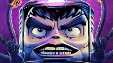 Marvel partage la première affiche de la série animée `` MODOK ''