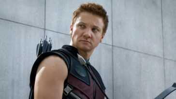 Jeremy Renner annonce la fin du tournage de 'Hawkeye'
