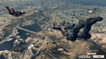 Call of Duty: Warzone révèle une nouvelle carte après Nuking Old One