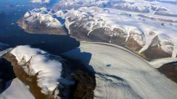 Le Changement Climatique A Modifié L'inclinaison De La Terre