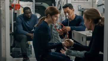 Netflix Lance Le Nouveau Thriller De Mission Sur Mars, «stowaway».