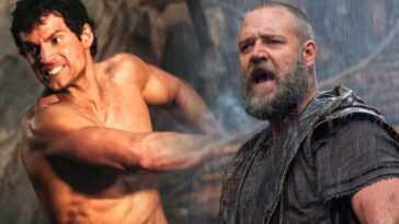 Russell Crowe Jouant Zeus Dans Thor 4 A Des Fans
