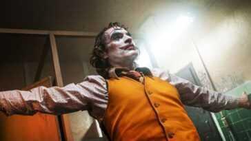 'Joker' sera projeté avec un orchestre en direct