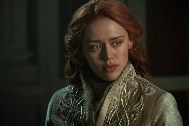 "Daisy Head joue Genya Safin dans ""Shadow and Bone"" (Photo: Netflix)"