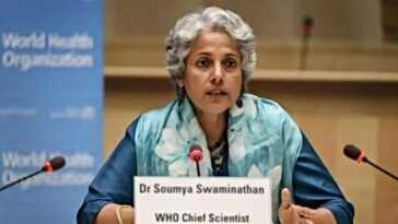 Le Dr Soumya Swaminathan, D'origine Indienne, Rejoint Une équipe Internationale