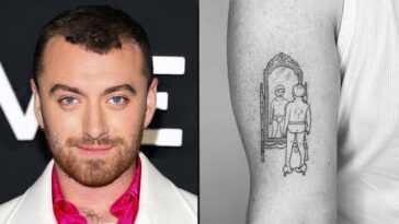 Sam Smith Lance Un Nouveau Tatouage Rendant Hommage à L'identité