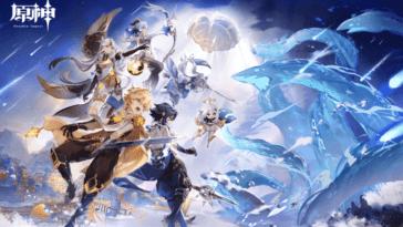 Genshin Impact sort une bande-annonce passionnante de la version PS5